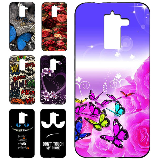 PCDIYGOBING For Letv LeEco Le Max 2 Cute Cartoon Cool Soft Silicone Case For Letv LeEco Le Max 2 Phone Cover Cases