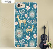 Patterned Case TPU Rubber Soft Case For Cubot X18 Plus X18plus Case Back Cover Mobile Phone Bag Patterned Case