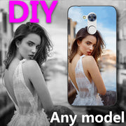 "Personalized Customized Print Photo DIY Customize Image Phone Case For Huawei Honor 6A DLI-TL20 DLI-AL10 6 A 5.0"" Phone Back Bag"