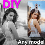 "Personalized Customized Print Photo DIY Customize Image Phone Case For Huawei Honor 6X / Mate 9 Lite 5.5"" GR5 2017 Back Cover"