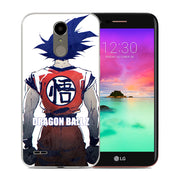 Phone Cases Dragon Ball DragonBall Goku Case For LG G4 G5 G6 X Power 2 X Screen Q6 Q8 K7 K8 K10 2016 2017 Phone Cases Cover Etui
