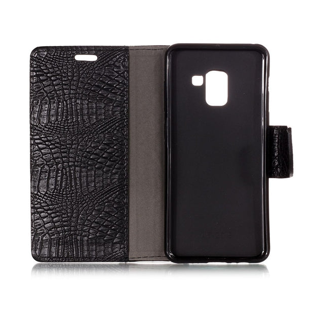 Phone For Samsungn Galaxy A5 2018 A530 SM-A530F/DS Cover For Samsung A530 A8 2018 SM-A530N Case SM-A530W A530f Flip Leather Bag