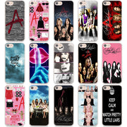 Popular Pretty Little Liars Phone Cases Cover For Apple IPhone 7 8 6 6S Plus SE 5S X XR XS MAX Protector Hard Cover Case