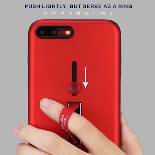 Ring Case For Samsung Galaxy A6 2018 Case A6 Plus Bracket Holder Cover For Samsung A8 Plus 2018 Case For Samsung A6 A8 Note 8 A6