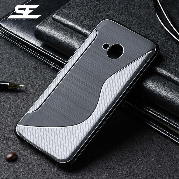 SENSUELL Silicon Case For HTC U11 Life Cases Phone Bag Cover For HTC U11 Life Anti-knock Covers Shell