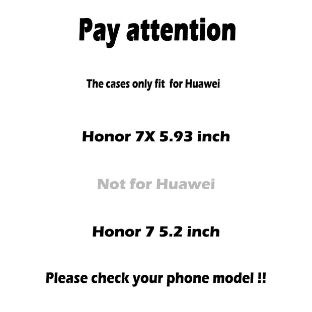 SENSUELL Silicon Case For Huawei Honor 7X Cases Phone Bag Cover For Huawei Honor 7X Mate SE Anti-knock Covers Shell