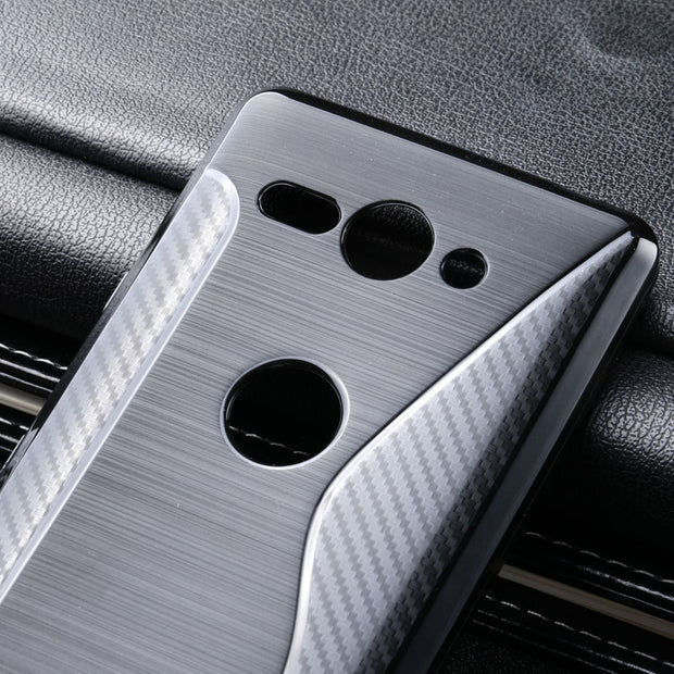 SENSUELL Silicon Cases For Sony Xperia XZ2 Compact Case Anti-knock Ultra Thin Cover For Sony XZ2 Mini 5.0 Inch Phone Covers