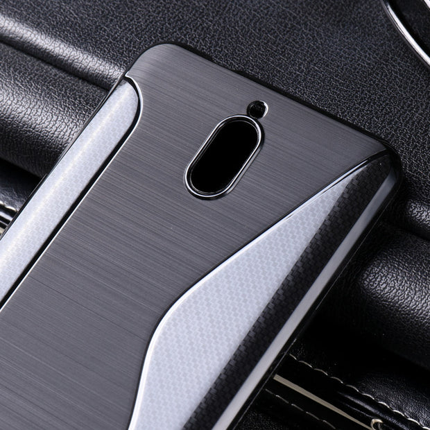 SENSUELL Silicon Phone Case For Nokia 3.1 Case Anti-knock Ultra Thin Soft TPU Back Cover For Nokia 3 2018 Cover Protective Shell