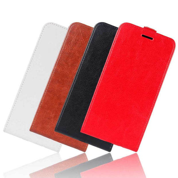 "SUBIN Mobile Phone Case For Doogee Mix 2 5.99"" PU Leather Vertical Flip Card BackCover Protective Shell With Photo Frame"