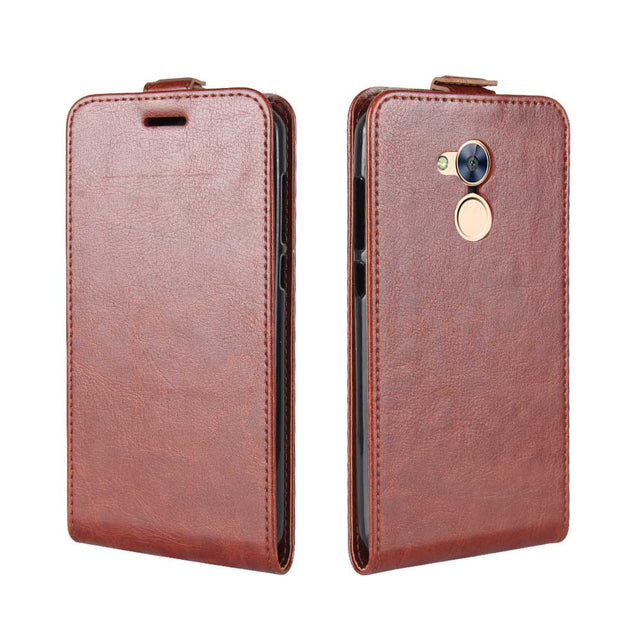 SUBIN New Mobile Phone Case For Huawei Honor 6A DLI-TL20 DLI-AL10 (5.0'') Luxury PU Leather Vertical Flip Phone Card Cover
