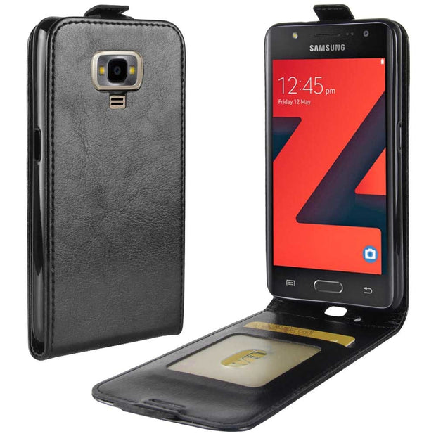 SUBIN New Mobile Phone Case For Samsung GALAXY Z4 SM-Z400 Tizen PU Leather Vertical Flip Phone Card Cover For Samsung Z4
