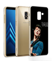 Shawn Mendes Phone Case For Samsung Galaxy J2 J3 J4 Plus J5 J6 Plus J7 J8 2018 Soft Silicone Cases Cover