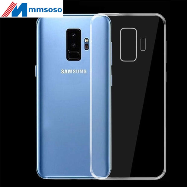 Soft Cases For Galaxy A6 2018 Case TPU Cover Phone Case For Samsung Galaxy A6 Plus A6+ 2018 Phone Cover
