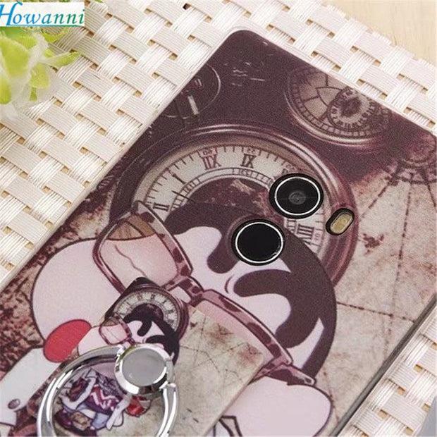 Soft Cute Case For Xiaomi Mi Mix 2 Case Silicone Relief Case For Xiaomi Mi Mix Case Back Cover For Xiaomi Mi Mix Xiaomi Mi Mix 2