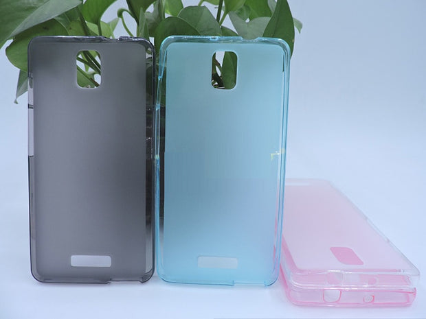Soft Silicon Case For Alcatel One Touch Pop Star 4G 5070X 5070D Anti Skid Hot Back Cover Coque