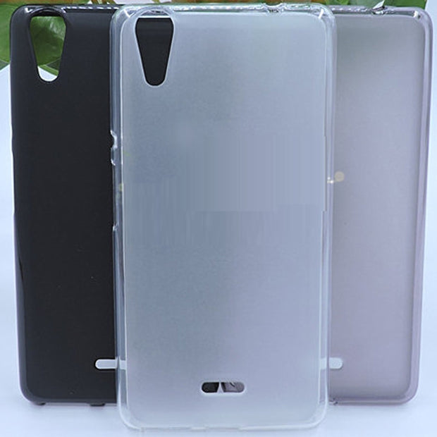 Soft Silicon Case For Wiko Rainbow Lite 4G Anti Skid Hot Back Cover Coque For Wiko Rainbow Lite 4G Top Quality