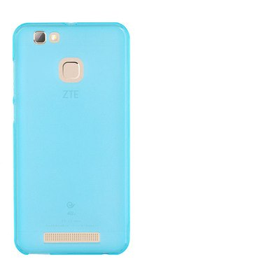 Soft Silicon Case For Zte BA611T Clear Back Fashion Protective Anti Skid Cover For Zte BA611T Top Quality