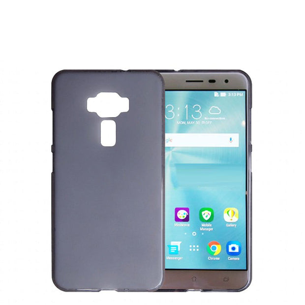 Soft Silicon Cover For Asus Zenfone 3 ZE552KL Anti Skid Gel Case For Asus Zenfone 3 ZE552KL (5.5 Inch)