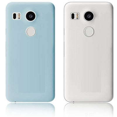 Soft Silicon Cover For LG Google Nexus 5X Hot Case For LG Google Nexus 5X H791 Cases Hot Selling