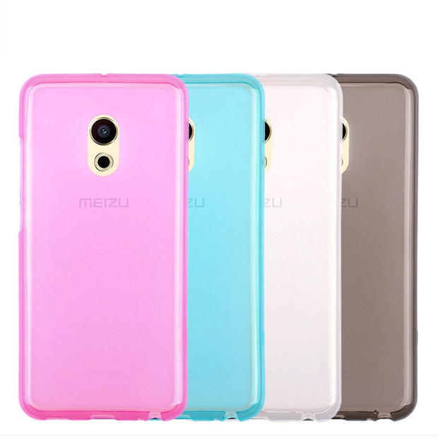 Soft Silicon Cover For Meizu Pro 6 Case (5.2 Inch) Anti Skid Hot Case For Meizu Pro 6 Pro6 Phone Cases Hot Selling