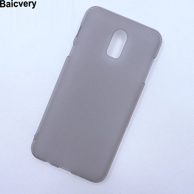 Soft Silicon Cover For Samsung Galaxy C8 Protective Back Case For Samsung Galaxy C8 C 8 Cases Hot Selling