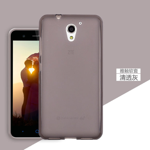 Soft Silicon Cover For ZTE A510 Case 5.0 Inch Hot Case For ZTE Blade A510 A 510 Cases Hot Selling