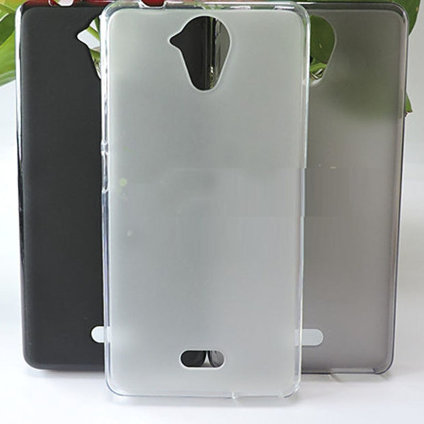 Soft Silicon Hot Case For Wiko U Feel Lite / UFeel Lite Back Coque Flexible Cover For Wiko U Feel Lite Top Quality