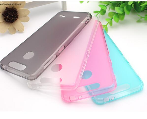 Soft Silicon Phone Case For ZTE Blade V8 Mini 5inch Case SuperThin Cover Protective Case For ZTE V8 Mini V8mini