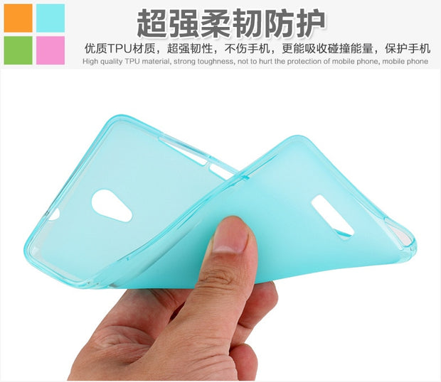 Soft Silicone Back Case For Gionee Marathon M4 Back Soft Back Cover For Gionee M4