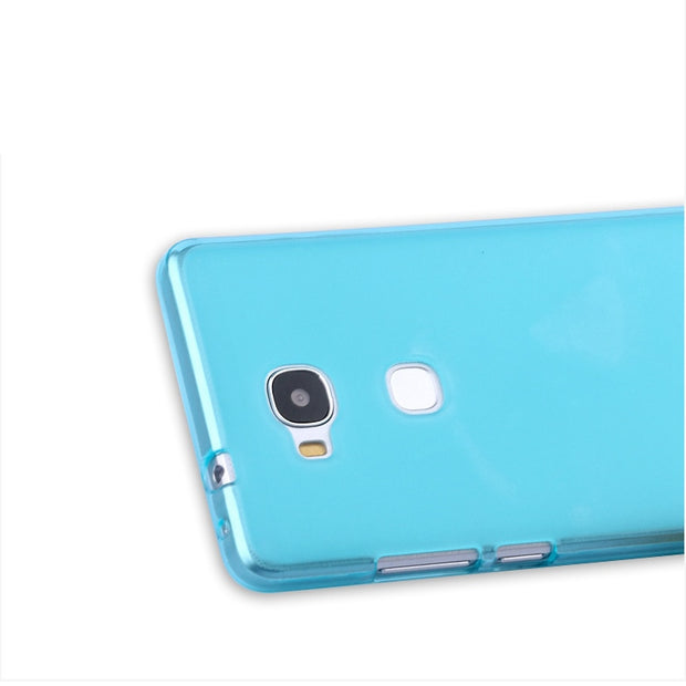 Soft TPU Gel Cover Case Skin For Huawei Honor 5C GT3 Silicon New Cover For Huawei Honor 5C 4G LTE 5.5""