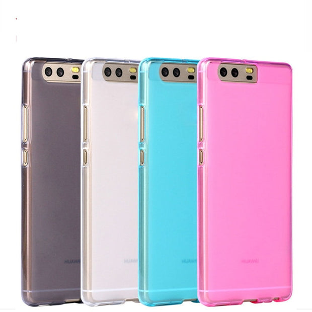 Soft TPU Silicone Matte Case For Huawei P10 Soft Hot Fashion Matte Cover For Huawei P10