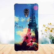 Soft Tpu Phone Case For Fly Cirrus 14 Fs522 Cases Silicone Painted Wolf Rose Cat Fundas Sheer For Fly Fs522 Cirrus 14 Back Cover