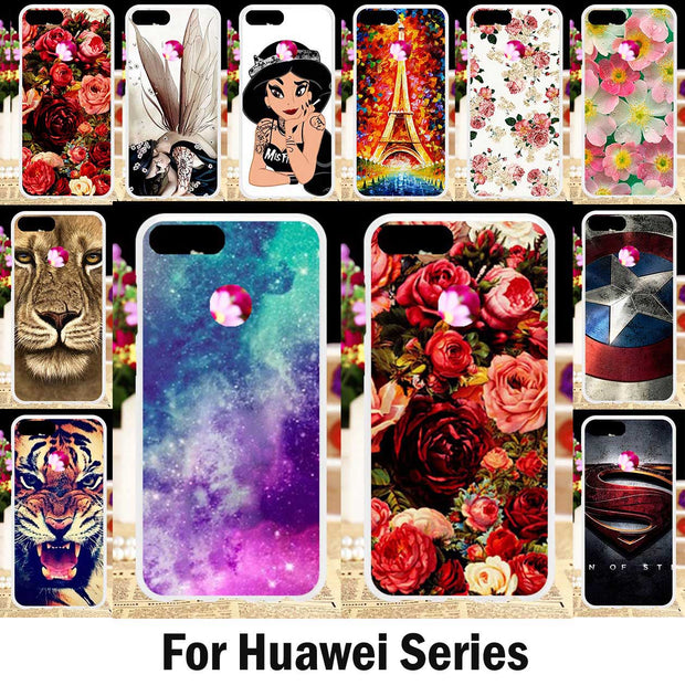 TAOYUNXI For Coque Huawei Honor 9 Lite Case Honor V8 V10 V9 Play Honor 10 8 Pro 7 7X 6X 6A 6C 5X 5C 4X 4C Cover Enjoy 7 8 Plus