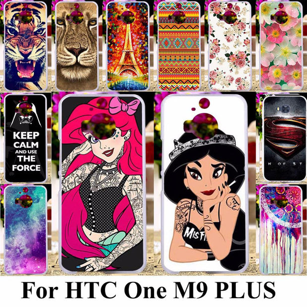 TAOYUNXI Hard Plastic Phone Cover Case For HTC One M9 PLUS M9+ Supreme Camera 5.2 Inch Mobile Phone Case Cover Coque Capa Bag