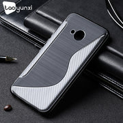 TAOYUNXI Phone Case For HTC U11 Life Case Silicone HTC U11 Life Cover S Line Brush Soft Back Cover Housing Coque Bags 5.2 Inch