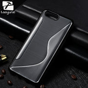TAOYUNXI Phone Cover Case For Oneplus 5 Five Oneplus5 One Plus 5 A5000 5.5 INCH Case S Line Brush Soft TPU Cover Skin