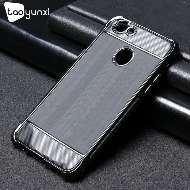 TAOYUNXI Silicone Cases For OPPO F5 Case Shockproof Cover For Oppo A73 Case TPU Back For Cover OPPO F5 Plus Housing Shell Coque
