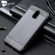 TAOYUNXI Soft Silicone Cases For Samsung Galaxy C8 Shockproof Case J7 PLUS J7+ Back Covers For Samsung Galaxy C7 2017 Cases Capa