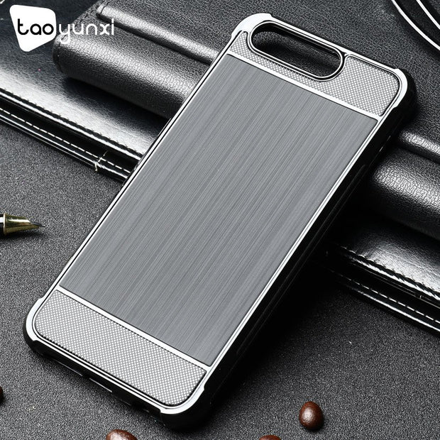 TAOYUNXI Soft TPU Cases For Asus Zenfone 4 Pro Shockproof Case Zenfone4 Pro Back Covers For Asus Zenfone 4 Pro Cases Silicon