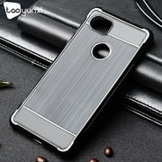 TAOYUNXI Soft TPU Cases For HTC Pixel XL 2 Shockproof Back Case Back Covers For Google Pixel XL2 Cases Silicon Capa Shell