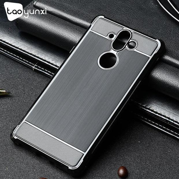 TAOYUNXI Soft TPU Cases For Nokia 9 Shockproof Case Back Covers For Nokia9 Nokia 8 Sirocco Cases Silicone Capa Skin Shell Fundas