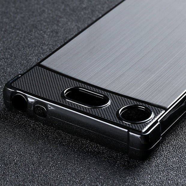 TAOYUNXI Soft TPU Cases For Sony Xperia XZ1 Compact Shockproof Case Back Covers For Sony Xperia XZ1 Mini Cases Silicon Capa