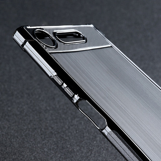 TAOYUNXI Soft TPU Cases For Sony Xperia XZ1 Shockproof Case Back Covers G8341 F8342 Funda Cases Silicon Capa Shell