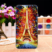 TAOYUNXI TPU Capa Bumper Phone Cover For ZTE Blade A460 Case 5.0 Inch Cover For ZTE A460 Case Fitted Patterned Anime Girls Hood