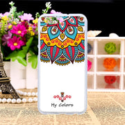 TAOYUNXI TPU Case For Asus Zenfone 4 ZE554KL Case Silicone 5.5 Inch Painting Pattern Coque For ASUS ZE554KL Cover Housing Shells