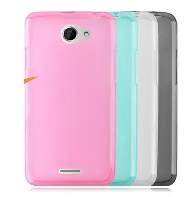 TPU Case Soft Back Case For HTC Desire 516 316 Silicone New Case High Quality
