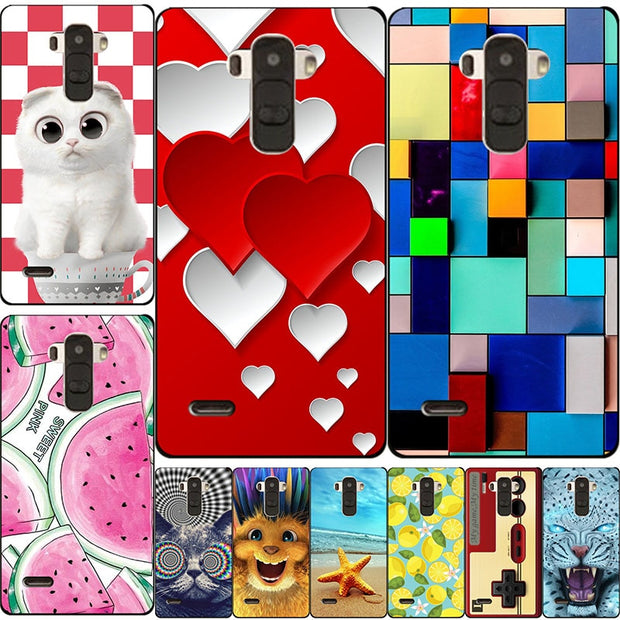 TPU Soft Cover For LG G4 Note G Stylo G4 Stylus LS770 Phone Case Shell For LG G4 Pro LG G4 Note LG F600L Phone Case