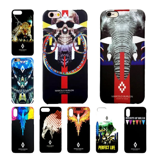 Tidal Pattern Soft TPU For Iphone 6 6s Plus Case Cover Silicon Iphone 7 8 Plus Phone Back Protective Case FOR Iphone X Case