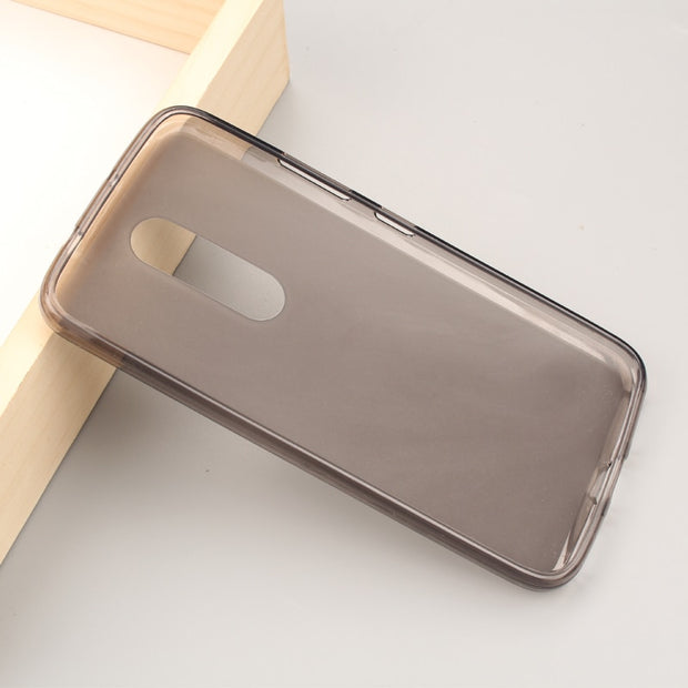 TopArmor Luxury Case For Motorola Moto M 5.5 Inch High-Quality Cover TPU Soft Silicone Shell For Moto M 2016 Phone Case Coque