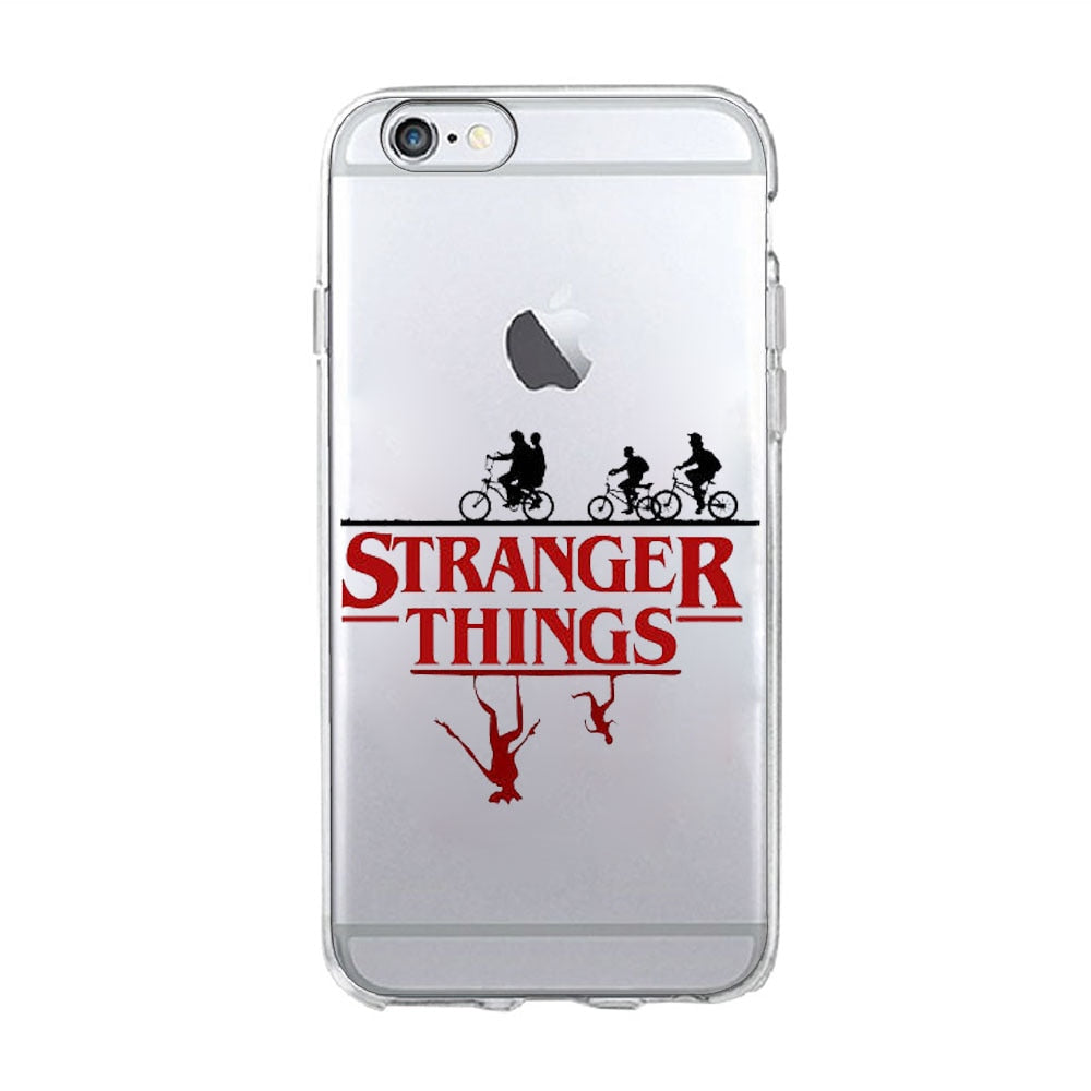 U S Drama Tv Stranger Things Abc Logo Wallpaper Phone Case For